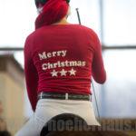 Weihnachtsreiten #2: Eine tolle Weihnachts-Quadrille RG-Hof-Höherhaus